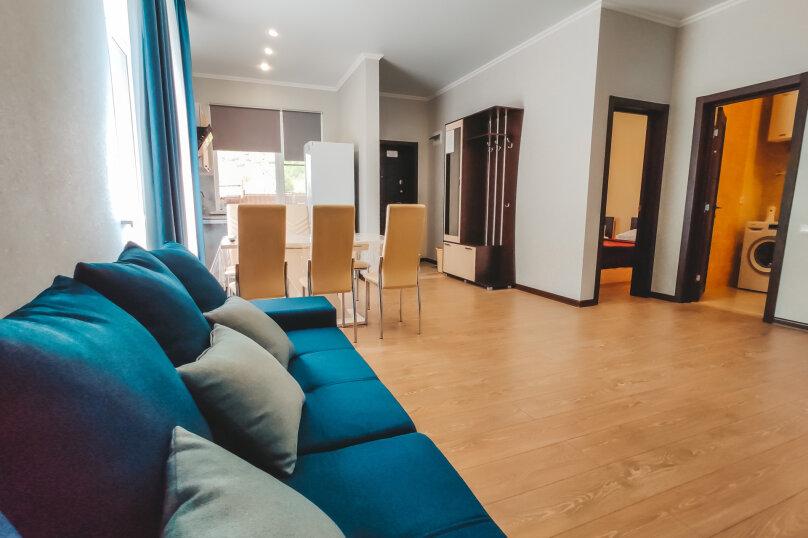Апартаменты, 120 кв.м. на 8 человек, 3 спальни, Абрикосовая, 6, Прасковеевка - Фотография 6