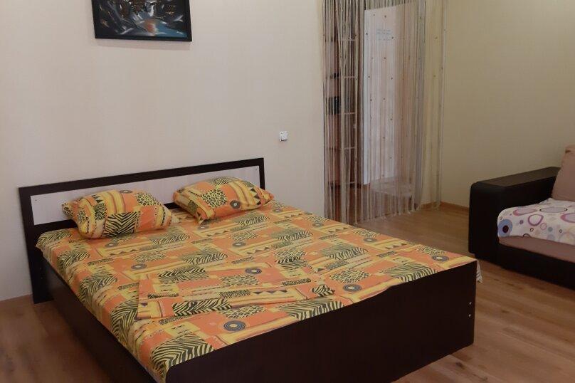 1-комн. квартира, 50 кв.м. на 4 человека, Новороссийская улица, 2К, Волгоград - Фотография 12