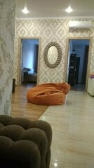 3-комн. квартира, 75 кв.м. на 6 человек, Крымская улица, 34, Анапа - Фотография 1