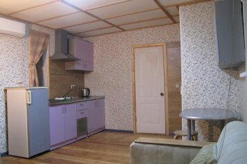 1-комн. квартира, 26 кв.м. на 3 человека, Комбинатовский переулок, 31, село Барановка, Сочи - Фотография 1