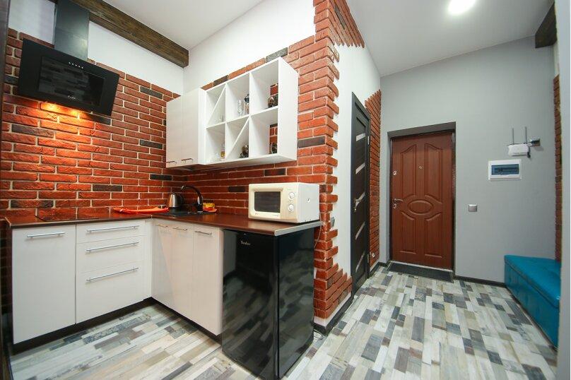 1-комн. квартира, 30 кв.м. на 4 человека, Черноморская набережная, 1Д, Феодосия - Фотография 12
