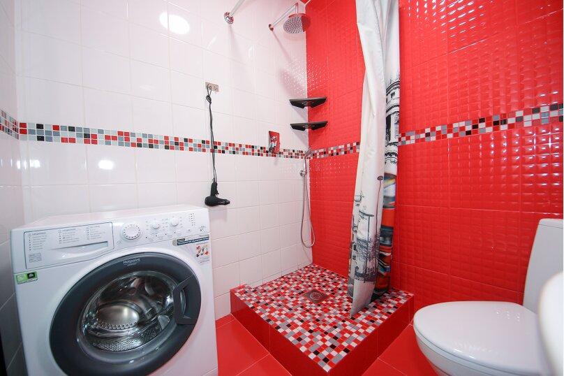 1-комн. квартира, 30 кв.м. на 4 человека, Черноморская набережная, 1Д, Феодосия - Фотография 14