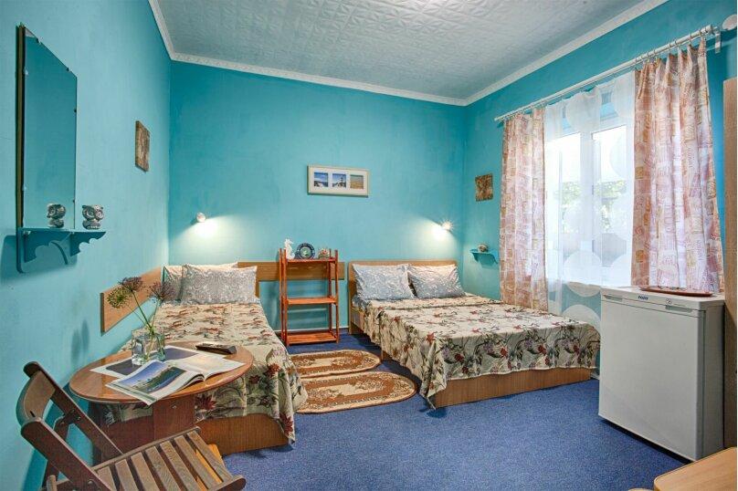 3-х местный стандарт, Черноморская улица, 117, Витязево - Фотография 1