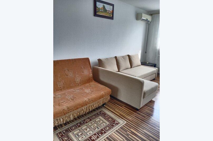 1-комн. квартира, 40 кв.м. на 4 человека, проспект Ленина, 105, Новороссийск - Фотография 4