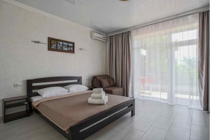 Улучшенный двухместный номер с 1 кроватью, пгт Затока, ул. Приморская улица, 61/1 А, Одесса - Фотография 1