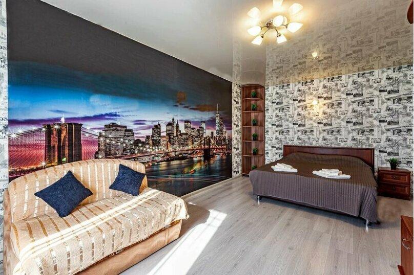 1-комн. квартира, 35 кв.м. на 3 человека, улица Красная Пресня, 12, Москва - Фотография 2