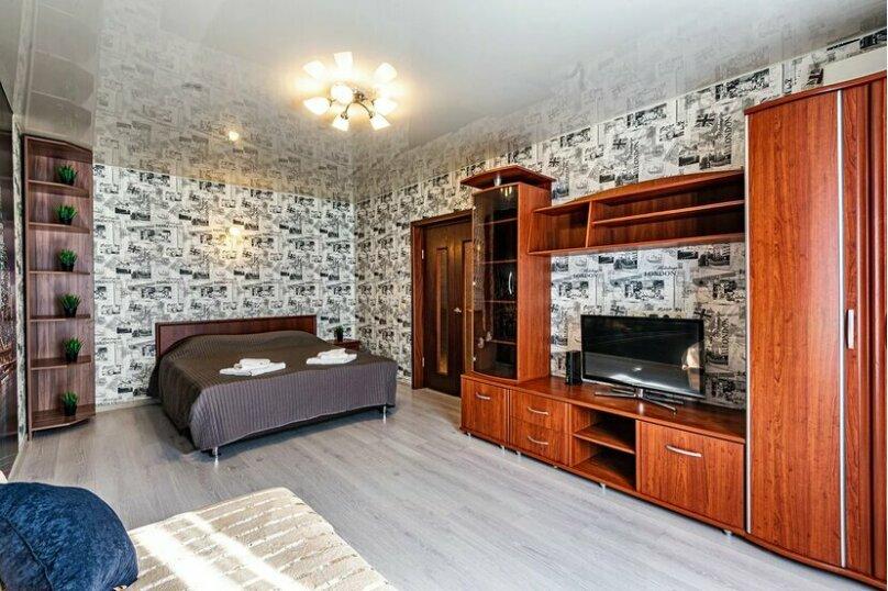 1-комн. квартира, 35 кв.м. на 3 человека, улица Красная Пресня, 12, Москва - Фотография 3