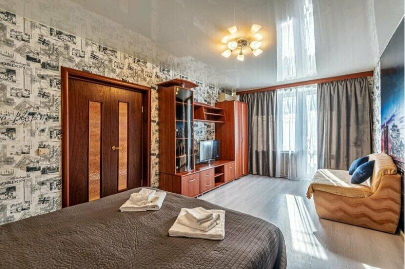 1-комн. квартира, 35 кв.м. на 3 человека, улица Красная Пресня, 12, Москва - Фотография 4