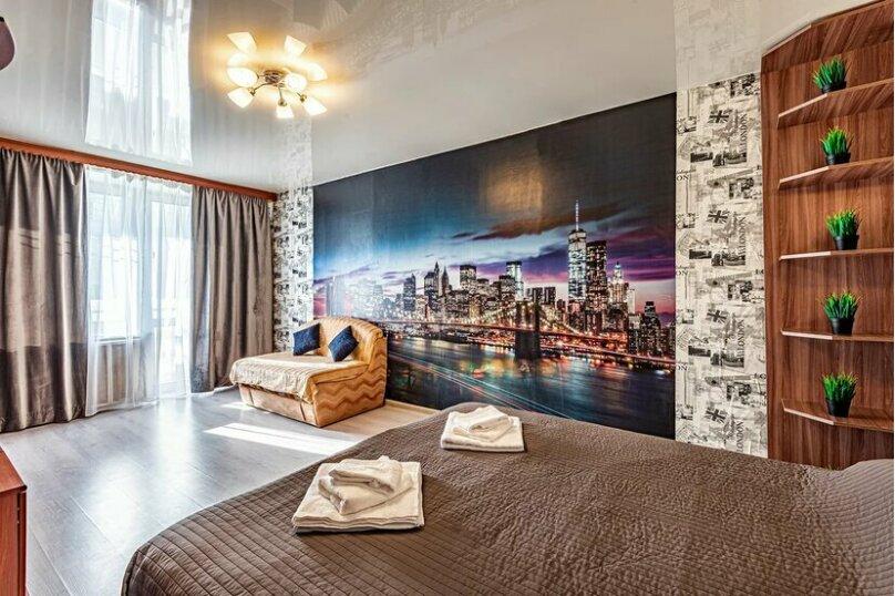 1-комн. квартира, 35 кв.м. на 3 человека, улица Красная Пресня, 12, Москва - Фотография 5