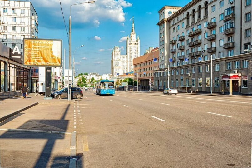 1-комн. квартира, 35 кв.м. на 3 человека, улица Красная Пресня, 12, Москва - Фотография 16