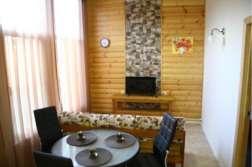 Отдельная комната, Геленджикская улица, 7, Кабардинка - Фотография 1
