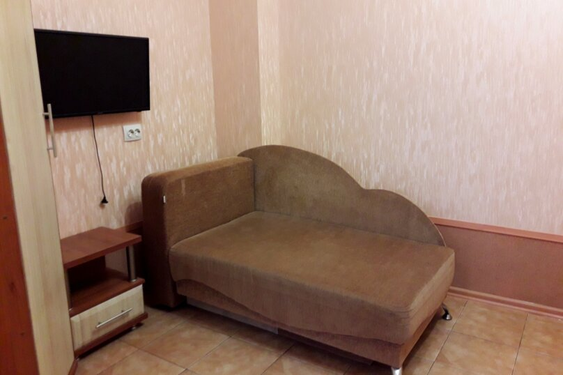 1-комн. квартира, 30 кв.м. на 3 человека, улица Ленина, 3, Алушта - Фотография 10