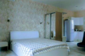 1-комн. квартира, 28 кв.м. на 5 человек, Сигнальная 2Вк2, 2, Черноморское - Фотография 1