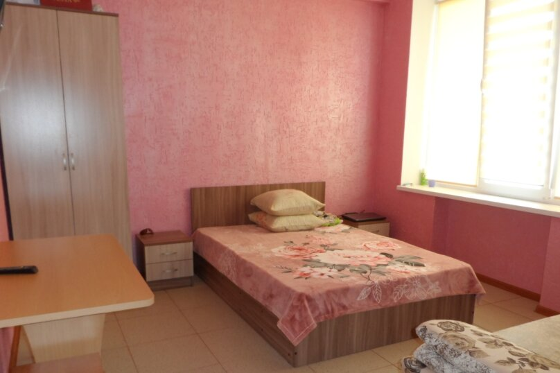 1-комн. квартира, 22 кв.м. на 4 человека, Сигнальная улица, 30Ас8, Черноморское - Фотография 8