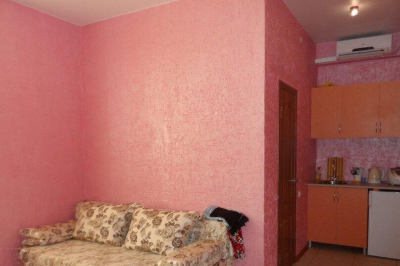 1-комн. квартира, 22 кв.м. на 4 человека, Сигнальная улица, 30Ас8, Черноморское - Фотография 9