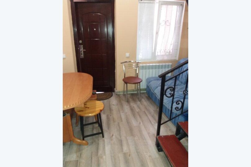 Двухкомнатный коттедж под ключ., 45 кв.м. на 6 человек, 2 спальни, Советская, 58а, Симеиз - Фотография 16