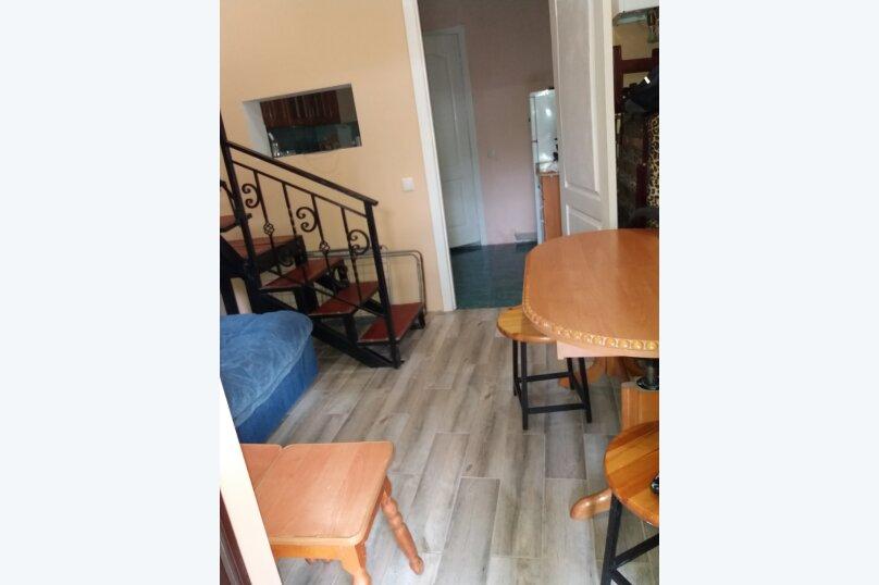 Двухкомнатный коттедж под ключ., 45 кв.м. на 6 человек, 2 спальни, Советская, 58а, Симеиз - Фотография 17