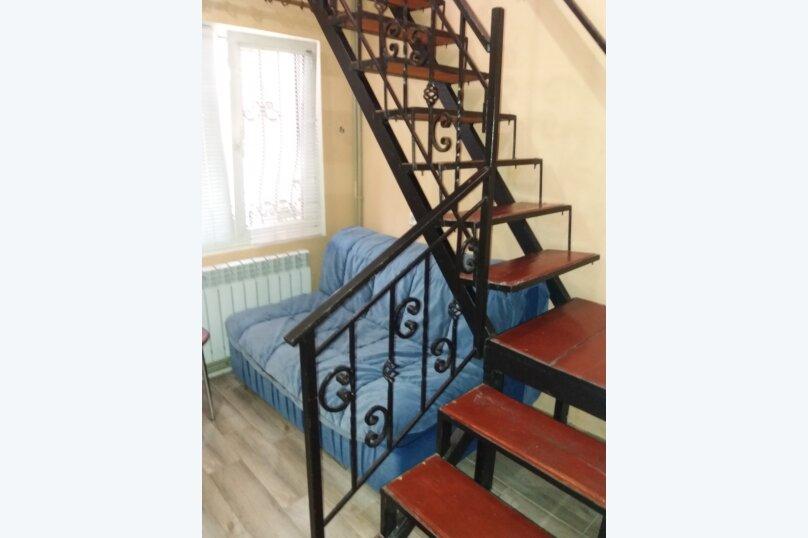 Двухкомнатный коттедж под ключ., 45 кв.м. на 6 человек, 2 спальни, Советская, 58а, Симеиз - Фотография 19