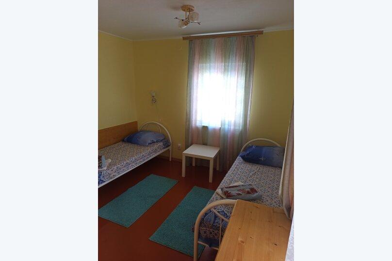 Двухместный номер с двумя односпальными кроватями, Морская улица, 181, Ейск - Фотография 1