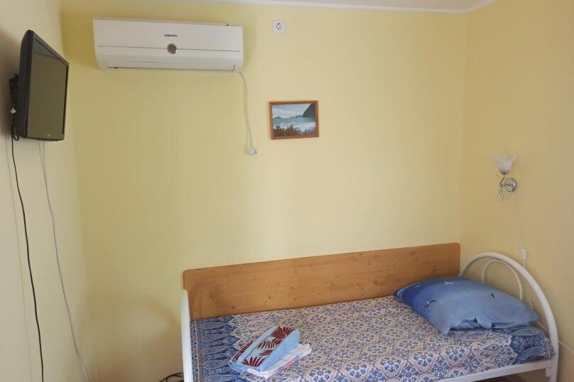 Двухместный номер с двумя односпальными кроватями, Морская улица, 181, Ейск - Фотография 5