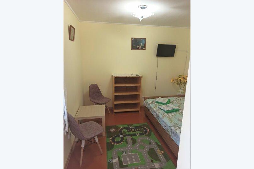 Двухместный номер с одной двуспальной кроватью, Морская улица, 181, Ейск - Фотография 1