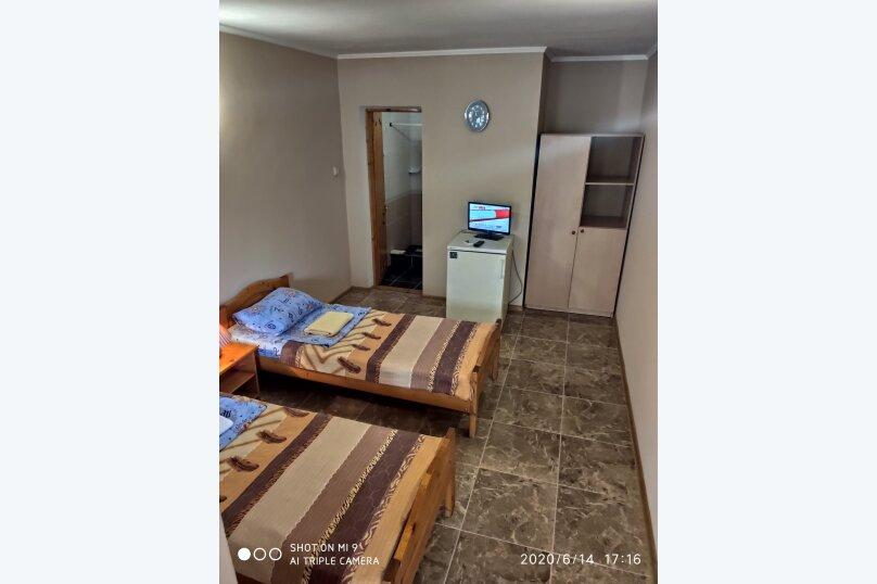 домик 2х местн стандарт с индивидуальной террасой, Морская улица, 38, Поповка - Фотография 1