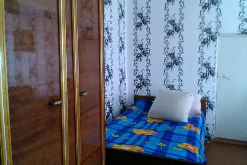Дом, 60 кв.м. на 4 человека, 2 спальни, Пограничная улица, 41, Черноморское - Фотография 4