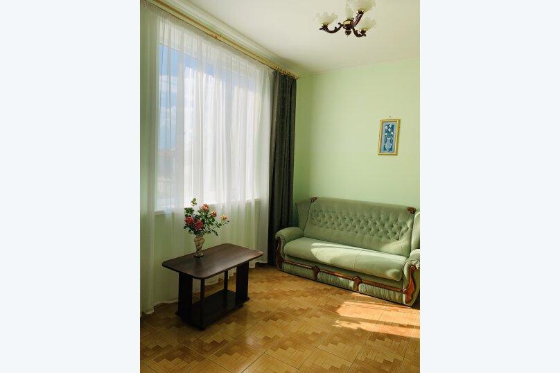 Шестиместный двухкомнатный номер, переулок Лазурный, 12, Феодосия - Фотография 3