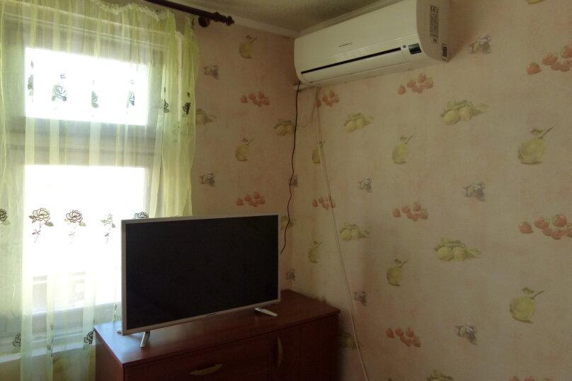 2-комн. квартира, 30 кв.м. на 5 человек, Красноармейская улица, 17, Евпатория - Фотография 13