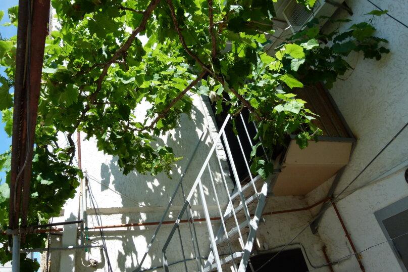 2-комн. квартира, 30 кв.м. на 5 человек, Красноармейская улица, 17, Евпатория - Фотография 16