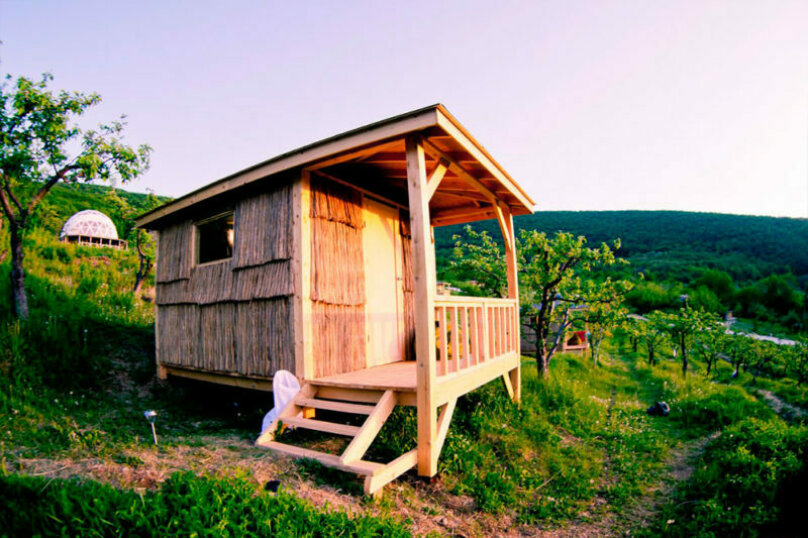 Бунгало, Бахчисарайский р-н., урочище Подлесное, EcoCamp, Бахчисарай - Фотография 1