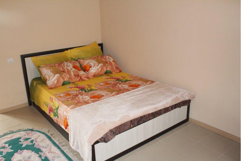 Люкс двухкомнатный: Номер, Люкс, 4-местный, 2-комнатный, Черноморская улица, 23, Штормовое - Фотография 1