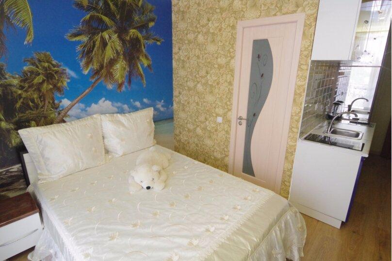 Двухместный номер Делюкс с 1 кроватью, улица Саранчева, 36, Алушта - Фотография 3