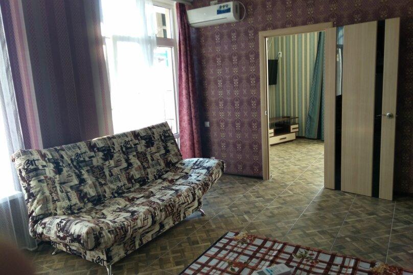 1-комн. квартира, 48 кв.м. на 5 человек, Кленовая улица, 5, Адлер - Фотография 4
