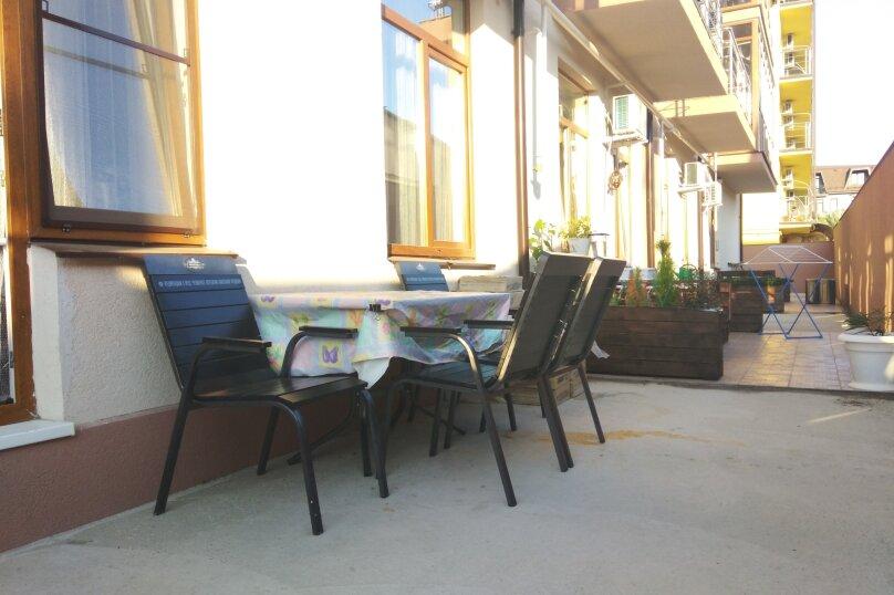 1-комн. квартира, 48 кв.м. на 5 человек, Кленовая улица, 5, Адлер - Фотография 9