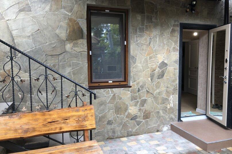"""Этаж с отдельным входом в частном доме """"На Первомайской, 34"""", Первомайская улица, 34 на 2 комнаты - Фотография 17"""