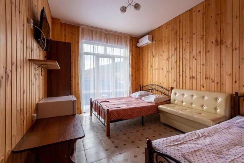 Комфортный двухместный номер, Набережная улица, 52, Джубга - Фотография 1