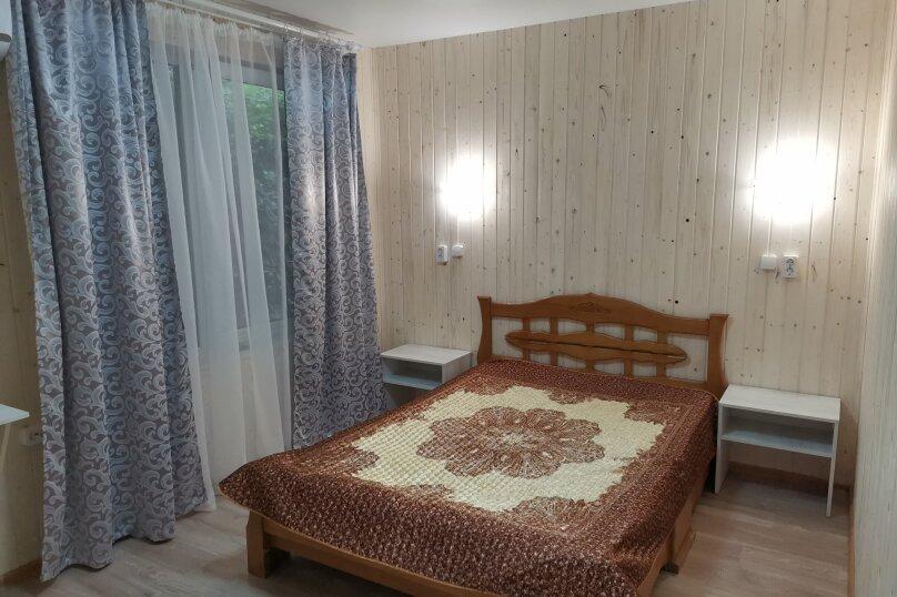 Семейный люкс двухкомнатный, Лермонтовское участковое лесничество,  квартал 167А (ориентир - Курортная, 5), Лермонтово - Фотография 1