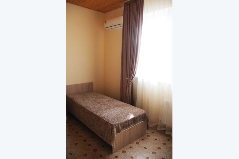 Комфортный Двухместный номер с 2 отдельными кроватями и душем, улица Виктора Щепетева, 4, Анапа - Фотография 2