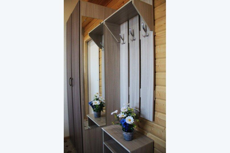 Четырехместный  2х комнатный номер с собственной ванной комнатой и миникухней, улица Виктора Щепетева, 4, Анапа - Фотография 5