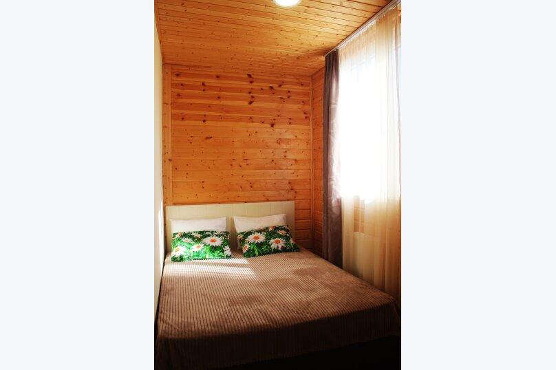 Четырехместный  2х комнатный номер с собственной ванной комнатой и миникухней, улица Виктора Щепетева, 4, Анапа - Фотография 6