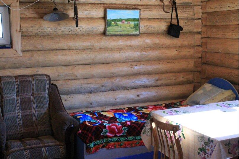 """Гостевые дома """"Omelia"""", деревня Емельяновка, улица Емельяновка на 3 комнаты - Фотография 72"""