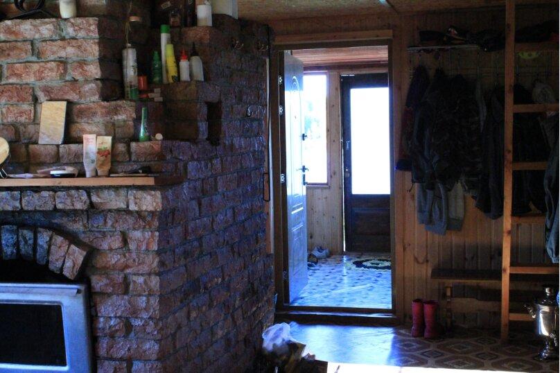"""Гостевые дома """"Omelia"""", деревня Емельяновка, улица Емельяновка на 3 комнаты - Фотография 74"""
