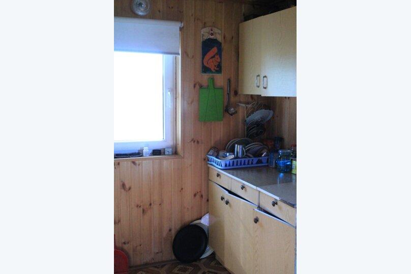 """Гостевые дома """"Omelia"""", деревня Емельяновка, улица Емельяновка на 3 комнаты - Фотография 82"""