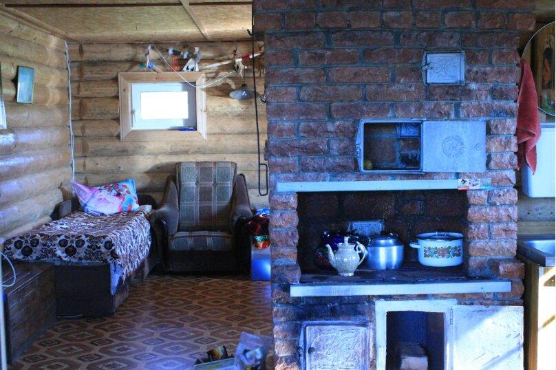 """Гостевые дома """"Omelia"""", деревня Емельяновка, улица Емельяновка на 3 комнаты - Фотография 84"""