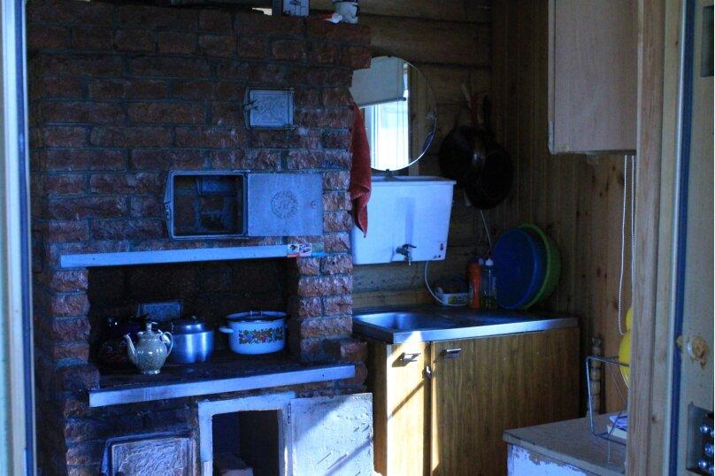 """Гостевые дома """"Omelia"""", деревня Емельяновка, улица Емельяновка на 3 комнаты - Фотография 85"""