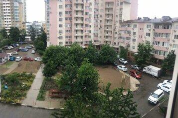 2-комн. квартира, 64 кв.м. на 6 человек, улица Базовская Дамба, 8, Краснодар - Фотография 1