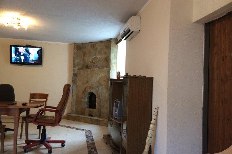 Частный Коттедж, 500 кв.м. на 8 человек, 2 спальни, Парковая, 121,а, Штормовое - Фотография 15