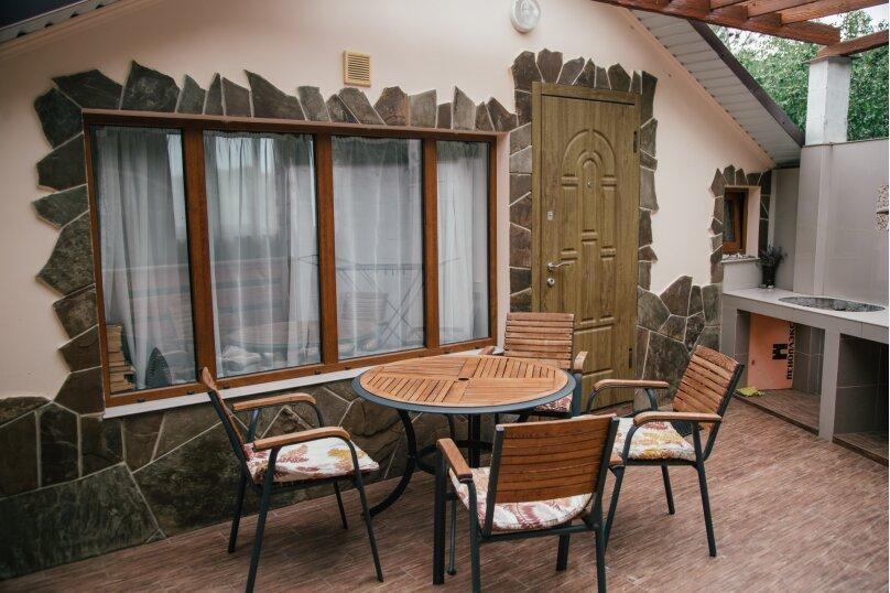 """Гостевой дом """"Кипарис"""", улица Виткевича, 9 на 3 комнаты - Фотография 27"""
