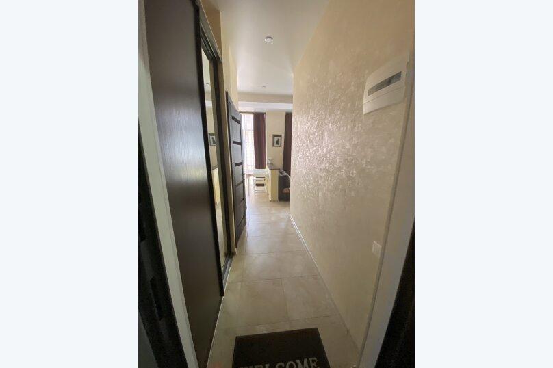 1-комн. квартира, 35 кв.м. на 4 человека, улица Просвещения, 147/1, Адлер - Фотография 14